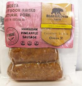 Bear and the Flower Bear and the Flower - Hawaiian Pineapple Sausage (300g)