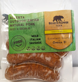 Bear and the Flower Bear and the Flower - Mild Italian Sausage (300g)