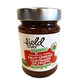 Field Day Field Day - Fruit Spread, Strawberry (235ml)