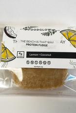 Food Glow Food Glow - Protein Fudge, Lemon Coconut