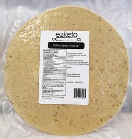 EzKeto EzKeto - Pizza Crust, Italian Spice (10in)