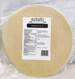 EzKeto EzKeto - Pizza Crust, Original (10in)