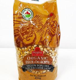 Prairie Harvest Prairie Harvest - Organic Yellow Popcorn (454g)