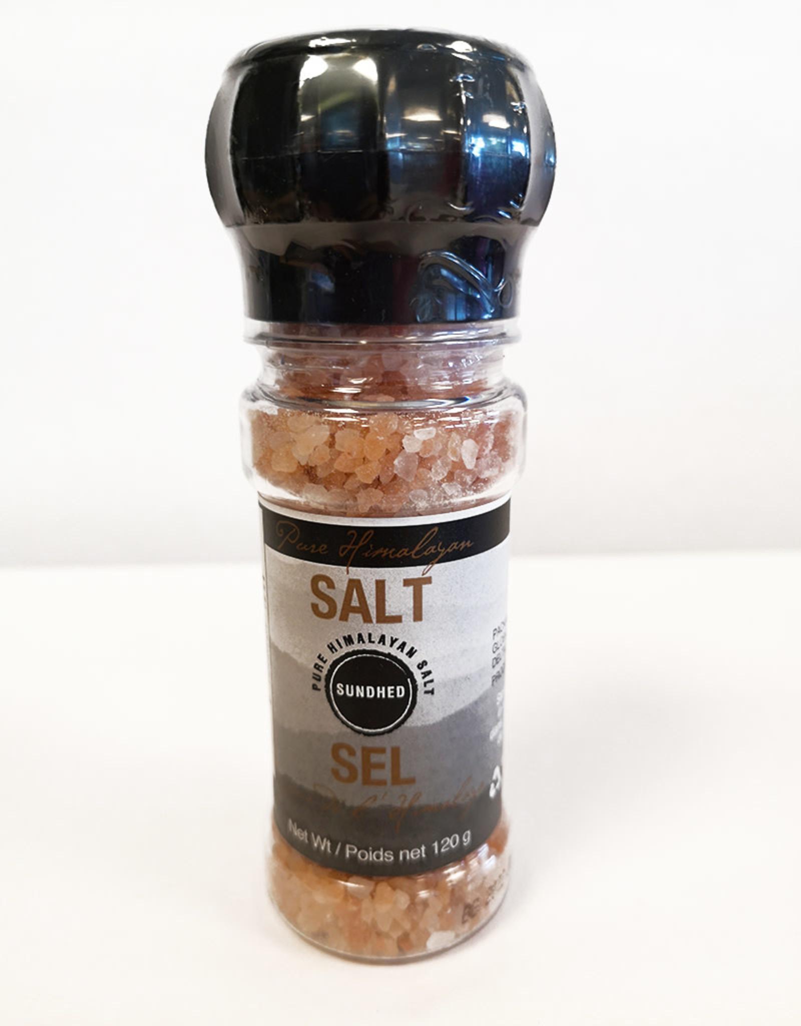 Sundhed Sundhed - Himalayan Salt, Coarse with Grinder (120g)