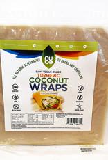 Nuco Nuco - Coconut Wraps, Turmeric (70g)