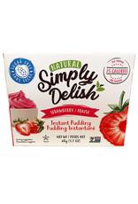 Acropolis Simply Delish - Strawberry Pudding (48g)