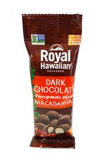 Royal Hawaiian Orchards Royal Hawaiian Orchards - Macadamia Nuts, Dark Chocolate Pomegranate Mango (28g)