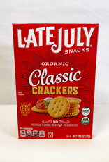 Late July Late July - Cracker, Classic (170g)