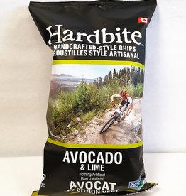 Hardbites Hardbite - Chips, Avocado Lime (150g)