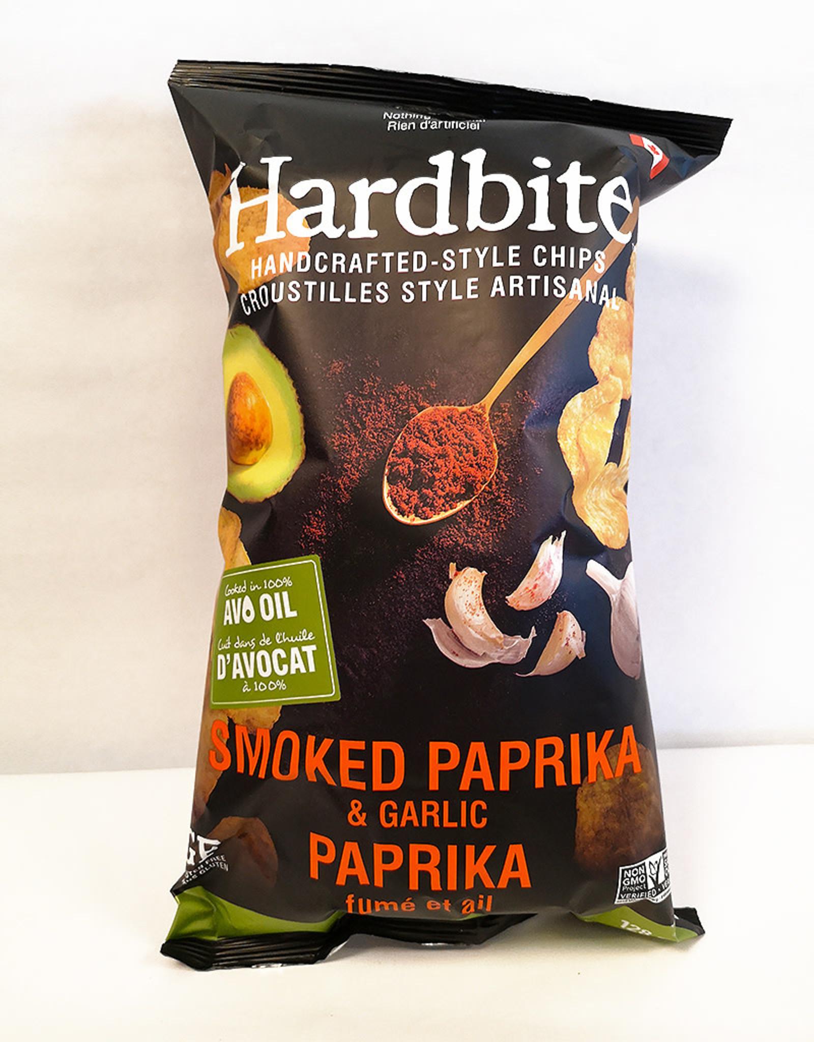 Hardbites Hardbite - Chips, Avocado Oil Smoked Paprika (128g)