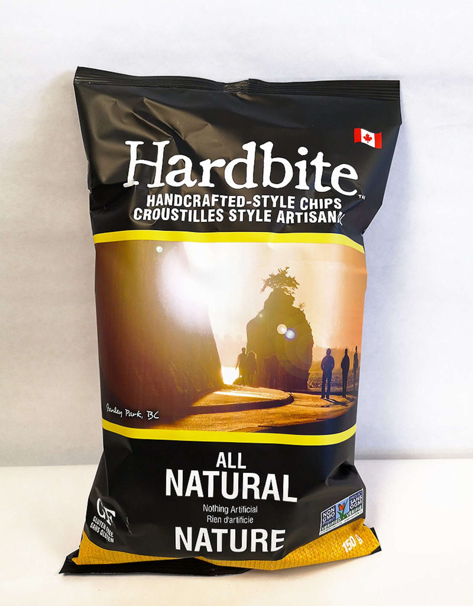 Hardbites Hardbite - Chips, Natural (150g)