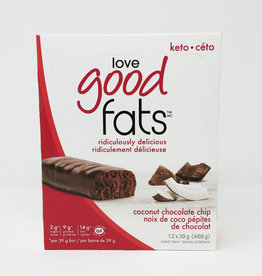 Love Good Fats Love Good Fats - Coconut Chocolate Chip (4pk)