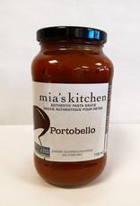 Mias Kitchen Mias Kitchen - Pasta Sauce, Canada Portobello (710ml)