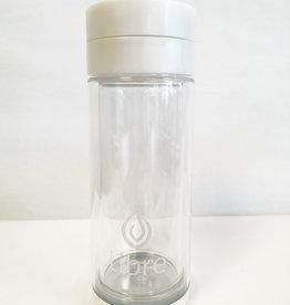 Libre Tea Libre - Glass Tea Infuser, White (420ml)