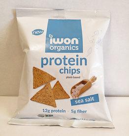 Iwon Organics Iwon Organics - Chips, Sea Salt (42g)