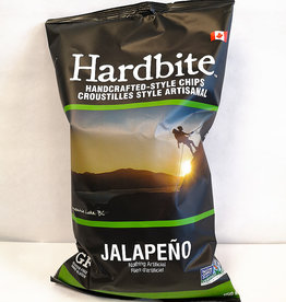 Hardbites Hardbite - Chips, Jalepeno (150g)