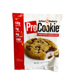 Julian Bakery Julian Bakery - ProCookie, Peanut Butter Chocolate Chip (55.6g)