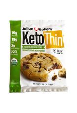 Julian Bakery Julian Bakery - KetoThin Cookie, Chocolate Chip (59g)