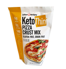 Julian Bakery Julian Bakery - KetoThin, Pizza Crust Mix (326g)