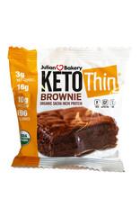Julian Bakery Julian Bakery - KetoThin, Brownie (56g)
