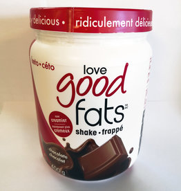 Love Good Fats Love Good Fats - Shake, Chocolate (400g)