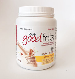 Love Good Fats Love Good Fats - Shake, Vanilla (400g)