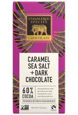 Endangered Species Endangered  Species - Dark Chocolate Bar, Eagle Caramel & Sea Salt (85g)