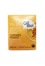 GoBio GoBio - Bouillon Cubes, Chicken (66g)