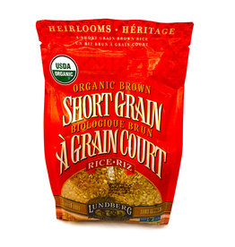 Lundberg Lundberg - Organic Short Grain Brown Rice (907g)