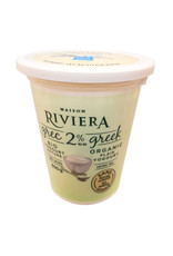 Maison Riveria Maison Riveria - Organic Greek Yogurt 2% (650g)