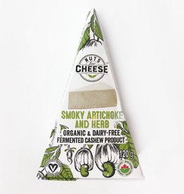 Nuts for Cheese Nuts For Cheese - Artichoke & Herb (120g)