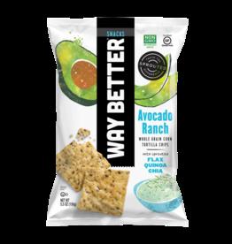 Way Better Way Better - Tortilla Chips, Avocado Ranch (156g)