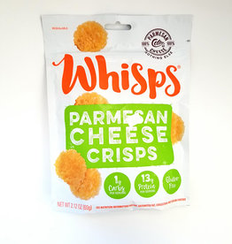 Whisps Whisps - Cheese Crisps, Parmasen (60g)