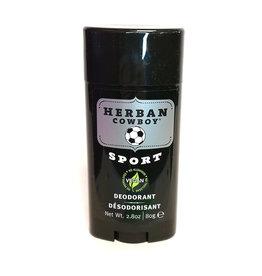 Herban Cowboy Herban Cowboy - Deodorant, Sport (80g)