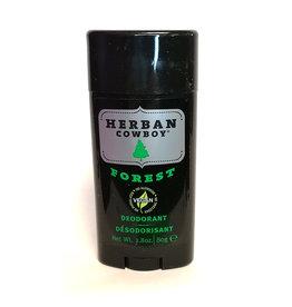 Herban Cowboy Herban Cowboy - Deodorant, Forest (80g)