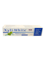 Now Solutions NOW Solutions - Xyli White Toothpaste Gel, Platinum Mint (181g)