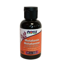 NOW Foods NOW Foods - Melatonin Liquid (59ml)