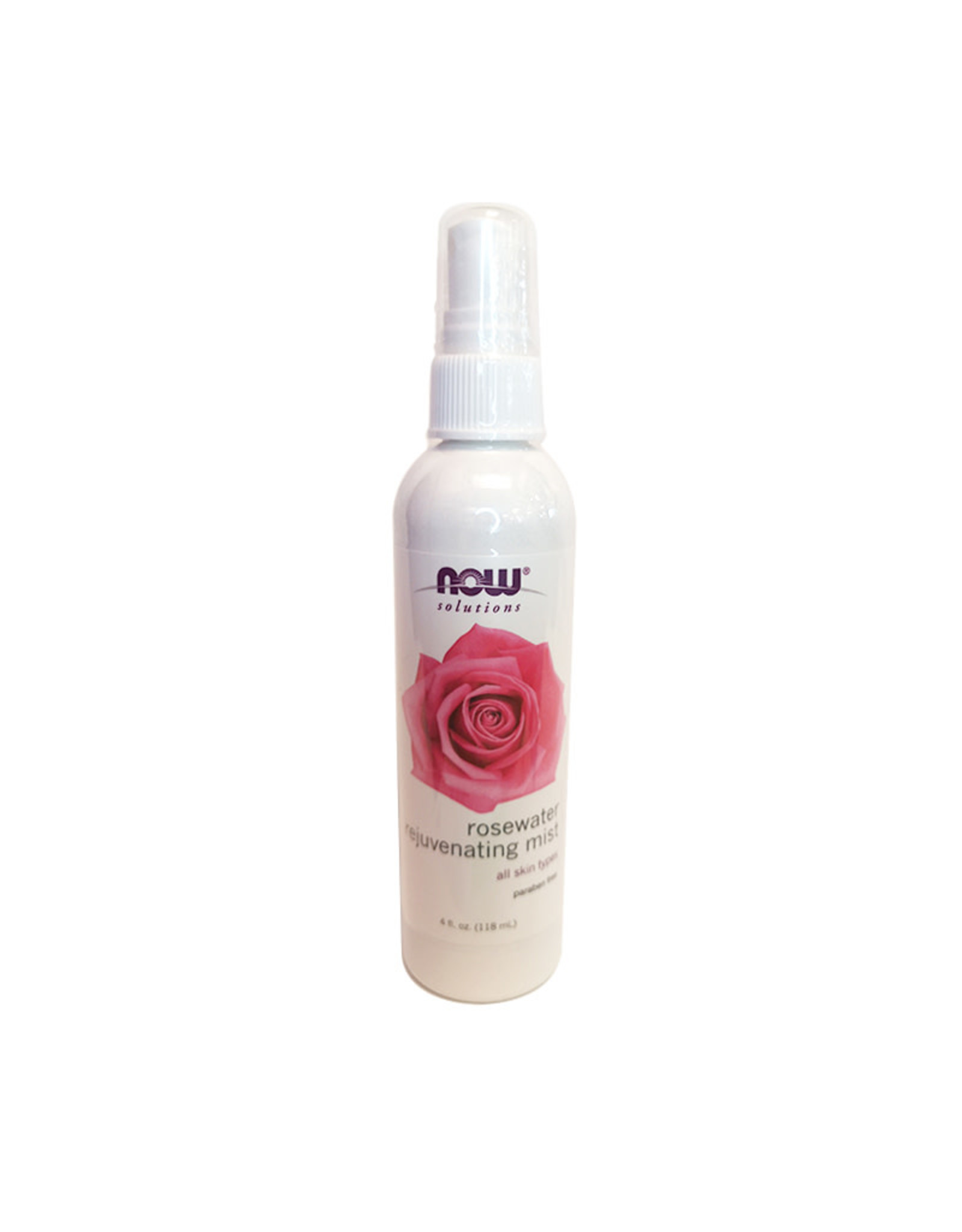 Now Solutions NOW Solutions - Rosewater Rejuvenating Mist (118ml)