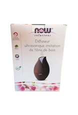 NOW Foods NOW Foods - Diffuser - Ultrasonic Faux Wood EO