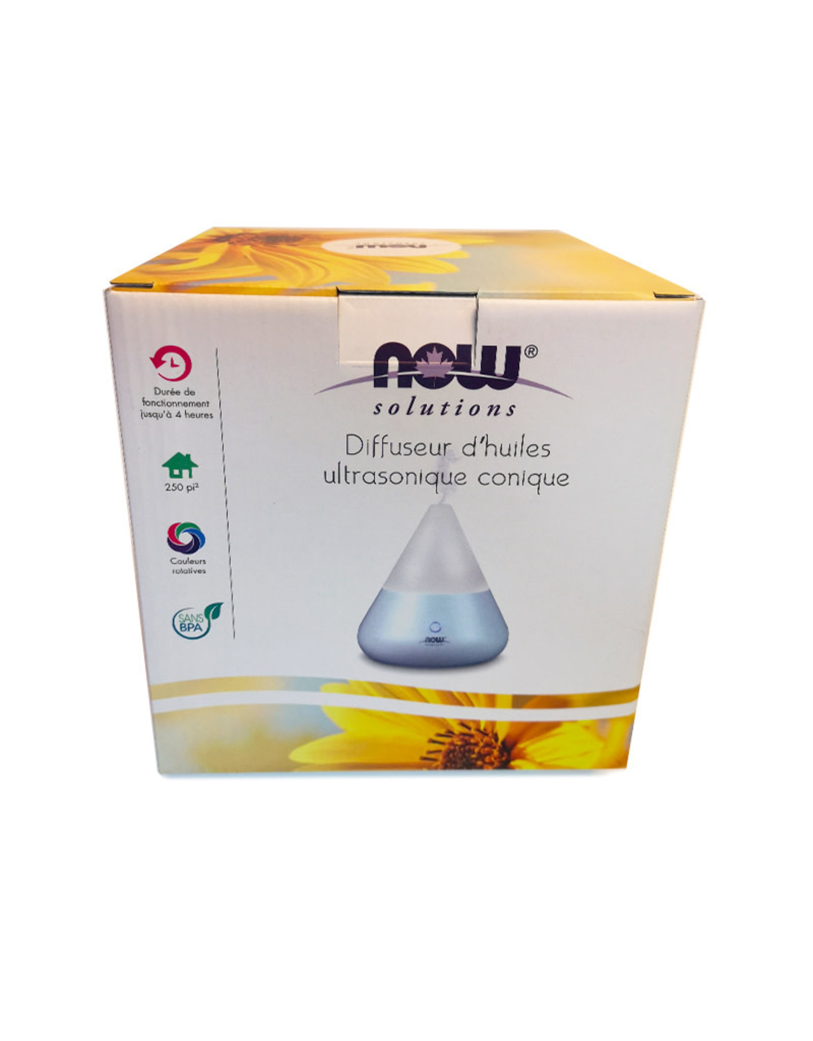 NOW Foods NOW Foods - Diffuser - Ultrasonic Essential Oil