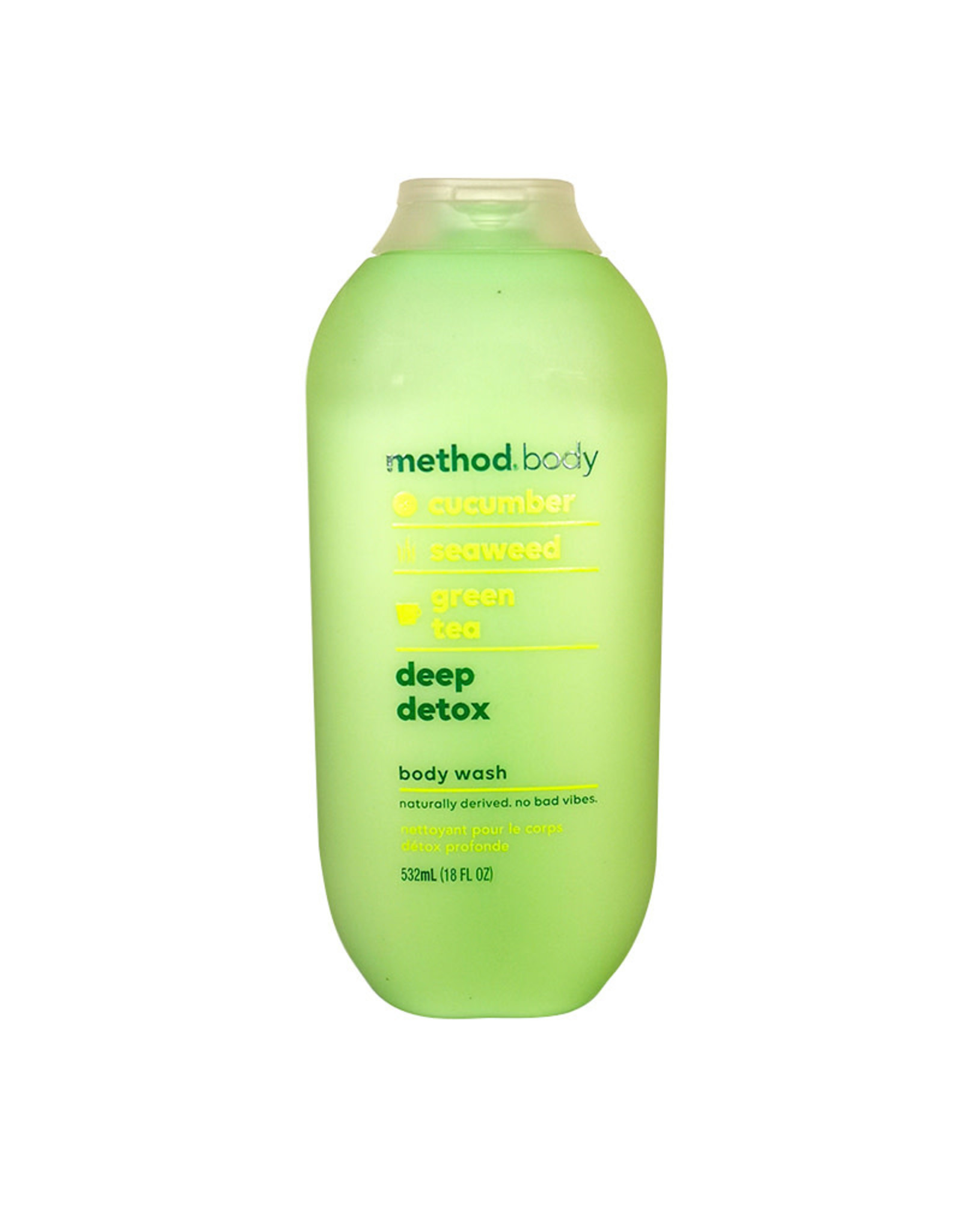 Method Method - Experiential Body Wash, Deep Detox (532ml)