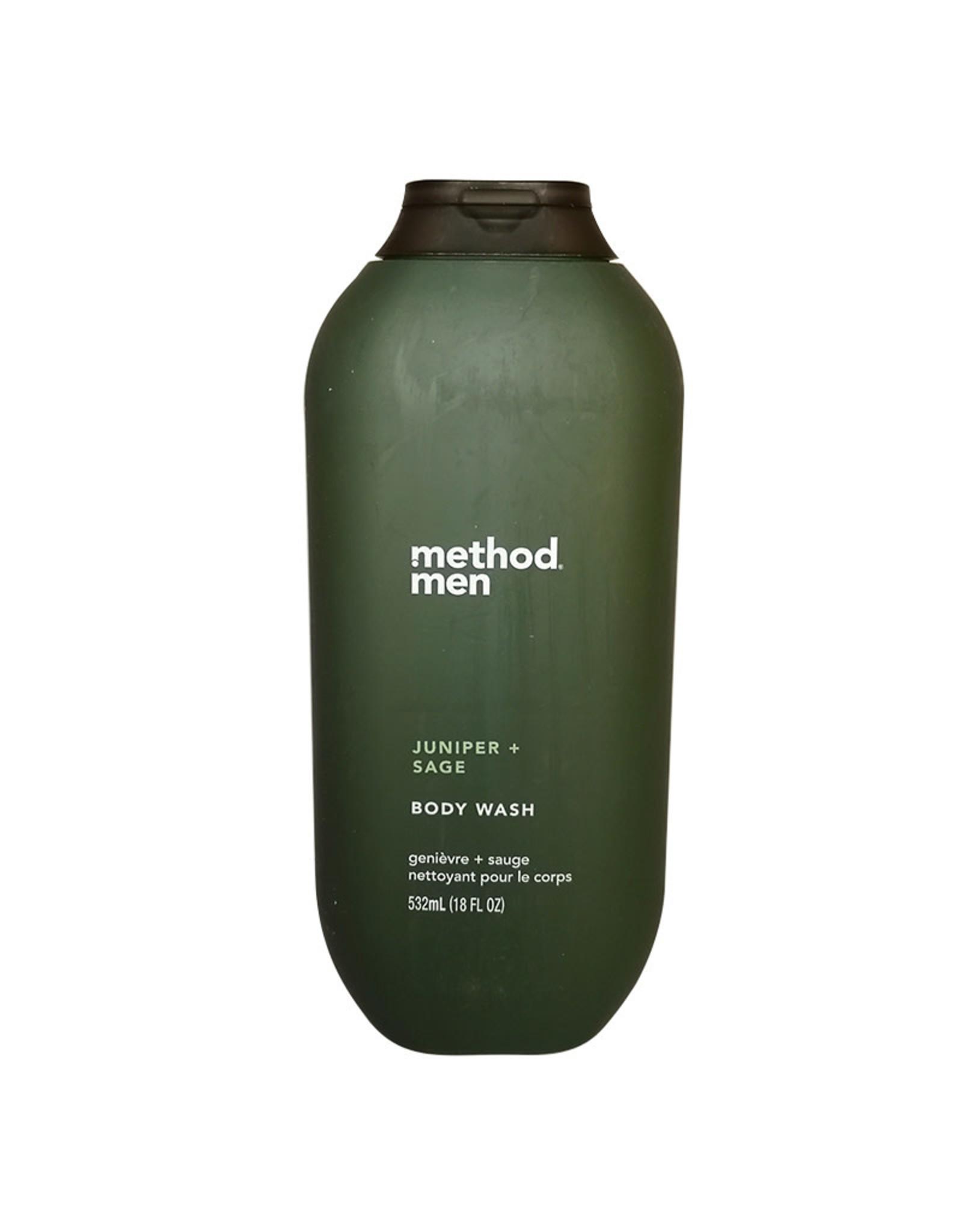 Method Method - Men's Body Wash, Juniper + Sage (532ml)