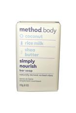 Method Method - Woman's Bar Soap, Simply Nourish (170g)