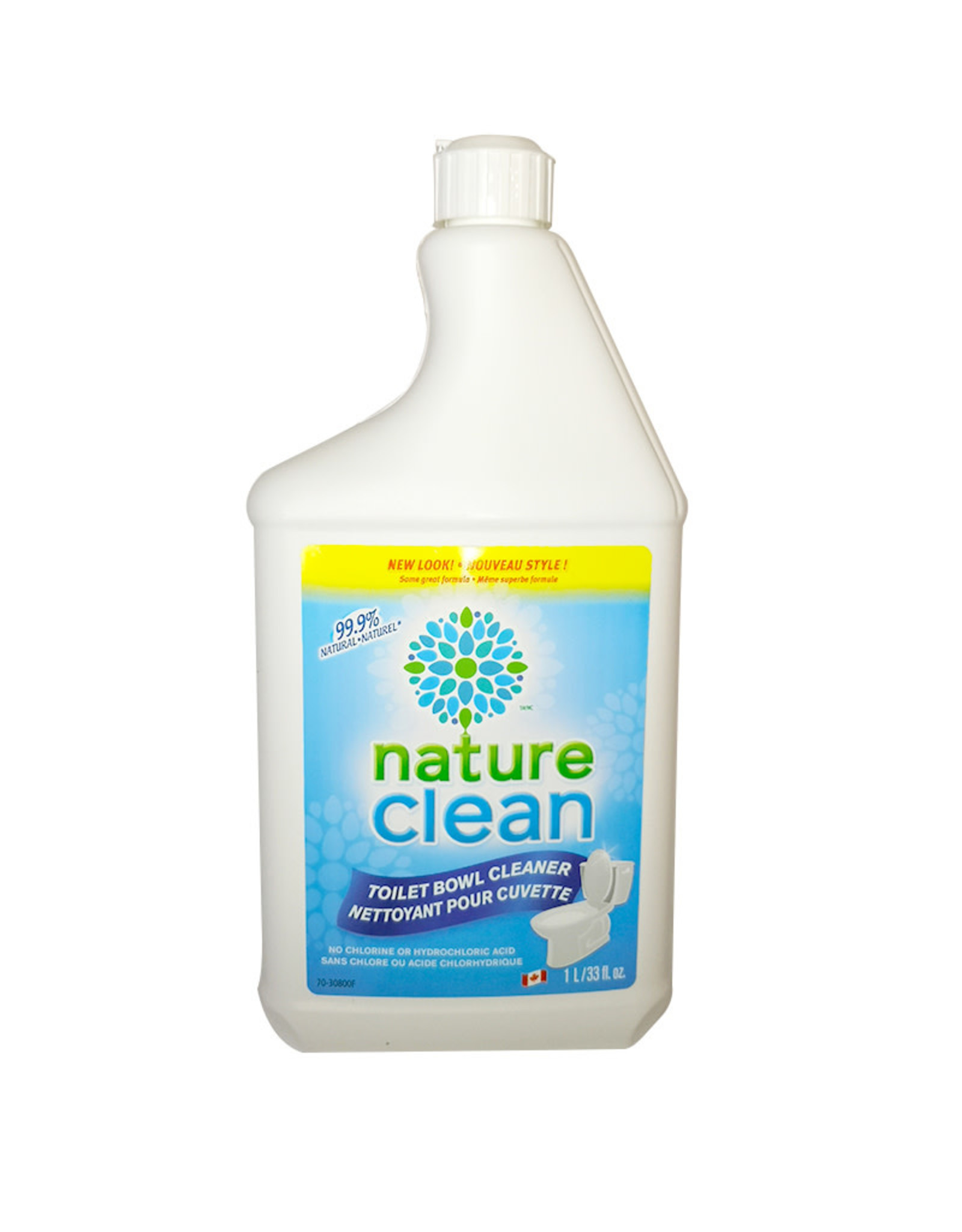 Nature Clean Nature Clean - Toilet Bowl Cleaner (1L)
