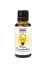 NOW Essential Oils NOW Essential Oils - Focus Centering Blend (30ml)