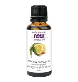 NOW Essential Oils NOW Essential Oils - Lemon & Eucalyptus (30ml)