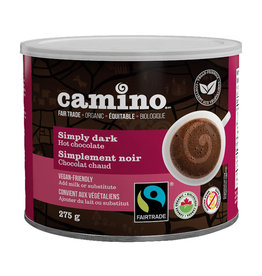 Camino Camino - Hot Chocolate, Simply Dark (275g)