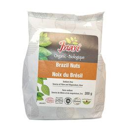 Inari Inari - Org Brazil Nuts Raw, Whole (200g)
