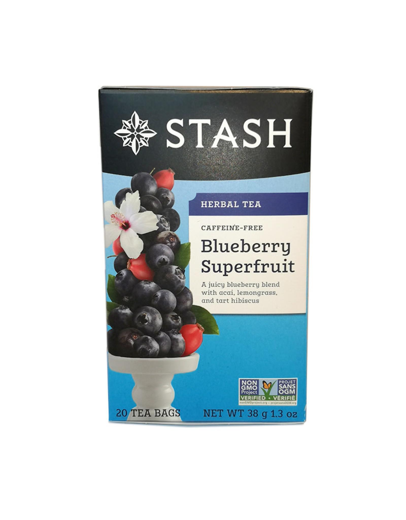 Stash Stash - Tea, Blueberry Superfruit (20bg)