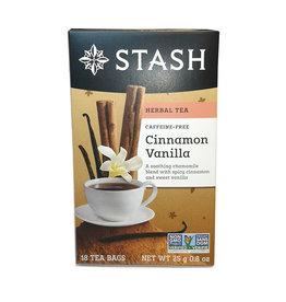 Stash Stash - Tea, Cinnamon Vanilla (18bg)